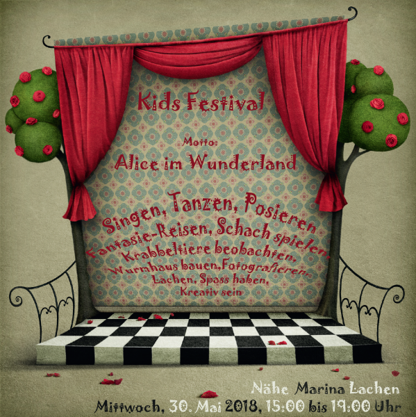 KIDS FESTIVAL 2018 Alice in Wonderland